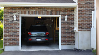 Garage Door Installation at Platinum Corridor Dallas, Texas
